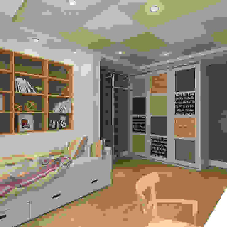 Klassische Kinderzimmer von Design interior OLGA MUDRYAKOVA Klassisch