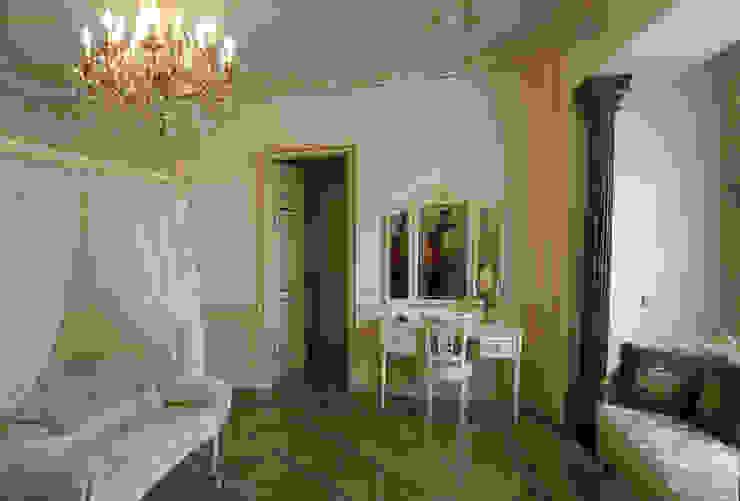Квартира на Ксеньинском Спальня в классическом стиле от Дизайн-студия «ARTof3L» Классический