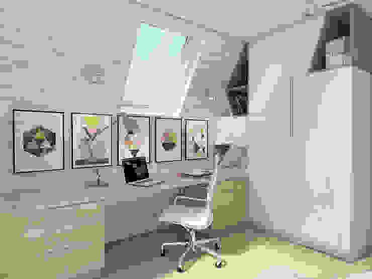 by UTOO-Pracownia Architektury Wnętrz i Krajobrazu Scandinavian