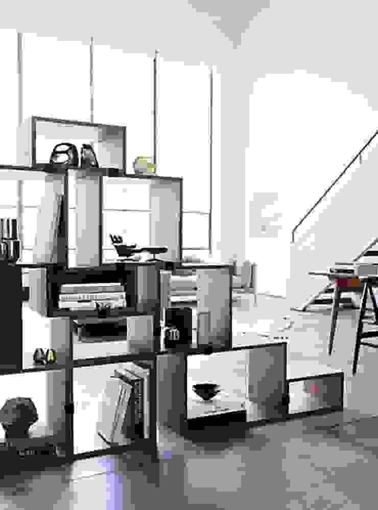 Stacked Shelving System de Design Within Reach Mexico Moderno Madera Acabado en madera