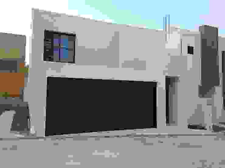Casas minimalistas de Constructora e Inmobiliaria Catarsis Minimalista Ladrillos