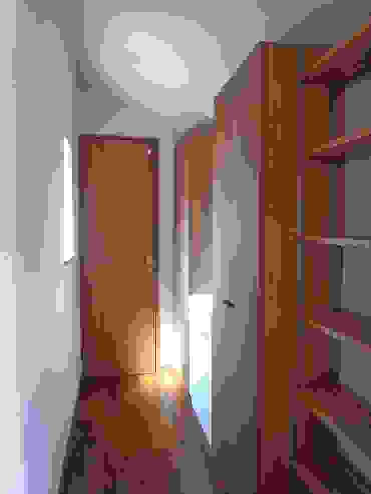 楠葉の家 モダンデザインの 多目的室 の 株式会社 atelier waon モダン