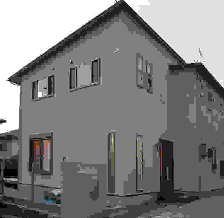 豊能町の家 モダンな 家 の 株式会社 atelier waon モダン