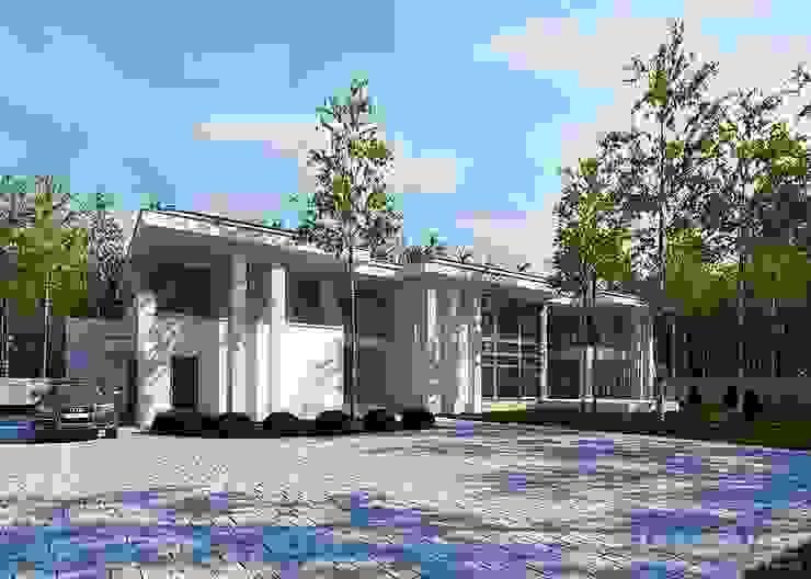 Modern houses by LK & Projekt Sp. z o.o. Modern