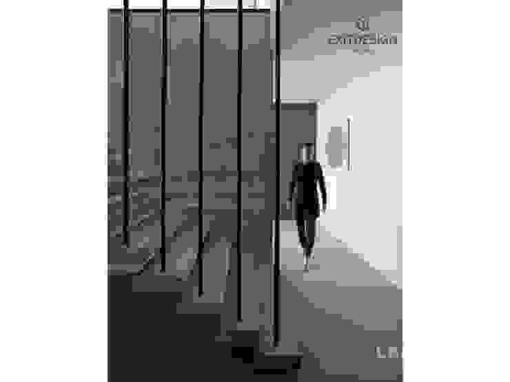 Moderne gangen, hallen & trappenhuizen van LK & Projekt Sp. z o.o. Modern