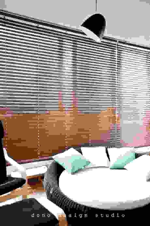 Salas modernas de 도노 디자인 스튜디오 Moderno