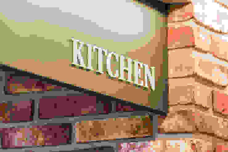現代廚房設計點子、靈感&圖片 根據 아르떼 인테리어 디자인 現代風