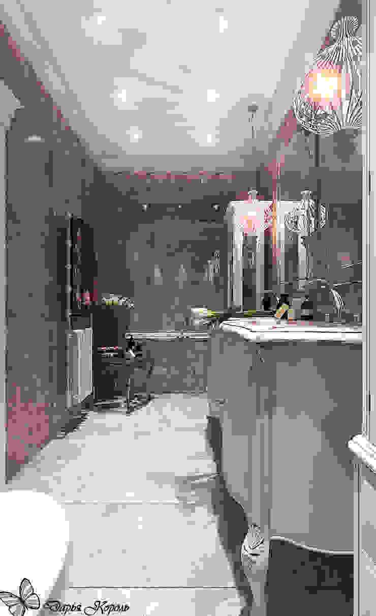 Your royal design Bagno in stile classico Marrone