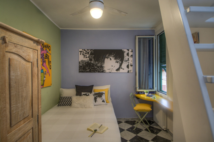 House di Emilio Rescigno - Fotografia Immobiliare Moderno