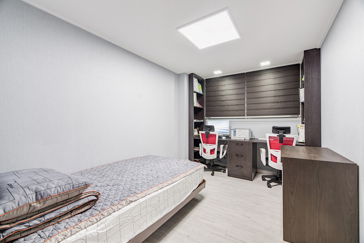 아르떼 인테리어 디자인 Modern style bedroom