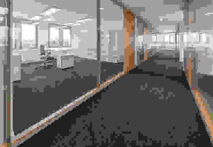 Wohninvest_008 Moderne Bürogebäude von PFERSICH Büroeinrichtungen GmbH Modern
