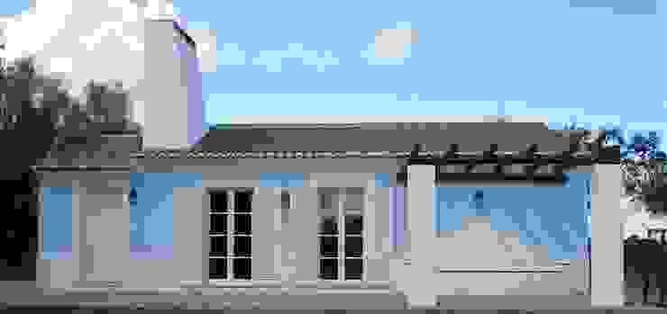 Casa de Campo Casa do Governador por Deleme Janelas Campestre