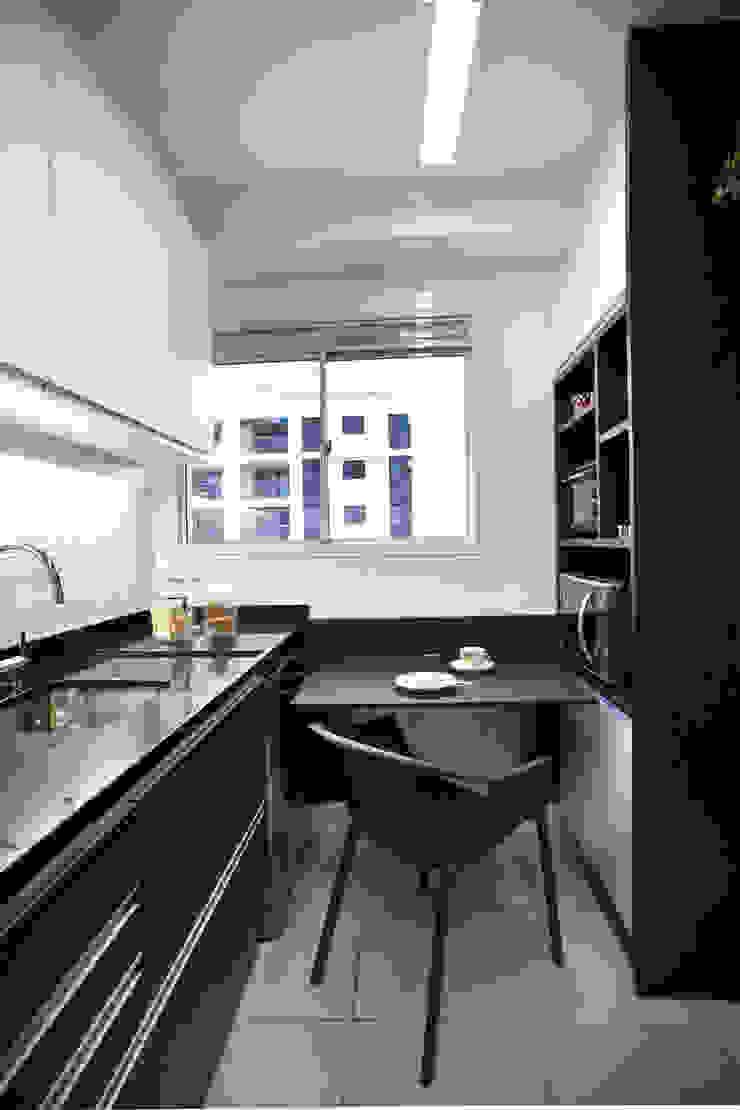 Apartamento Butantã Cozinhas modernas por Samy & Ricky Arquitetura Moderno