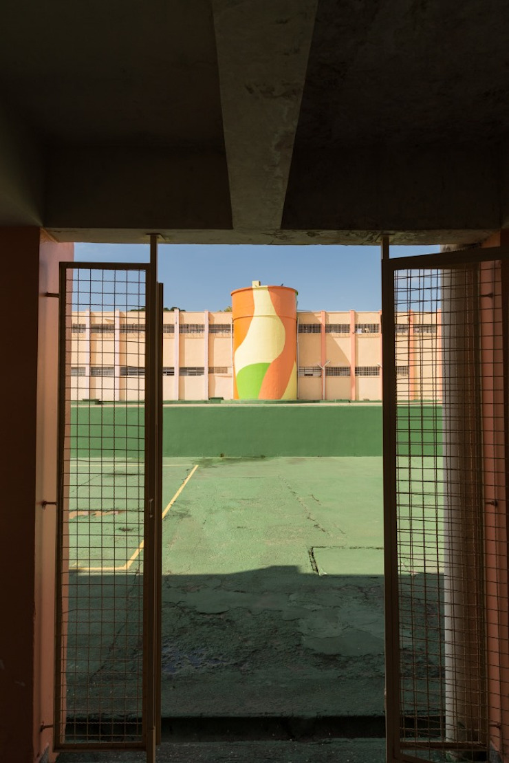 Pátio galeria B por Studio²