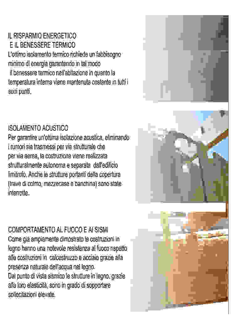 STUDIO ABACUS di BOTTEON arch. PIER PAOLO Oficinas de estilo rural