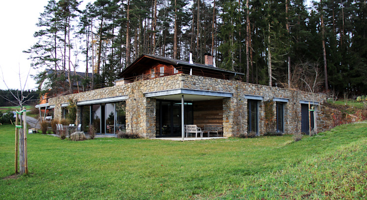Casas de estilo moderno de Architekt Zoran Bodrozic Moderno