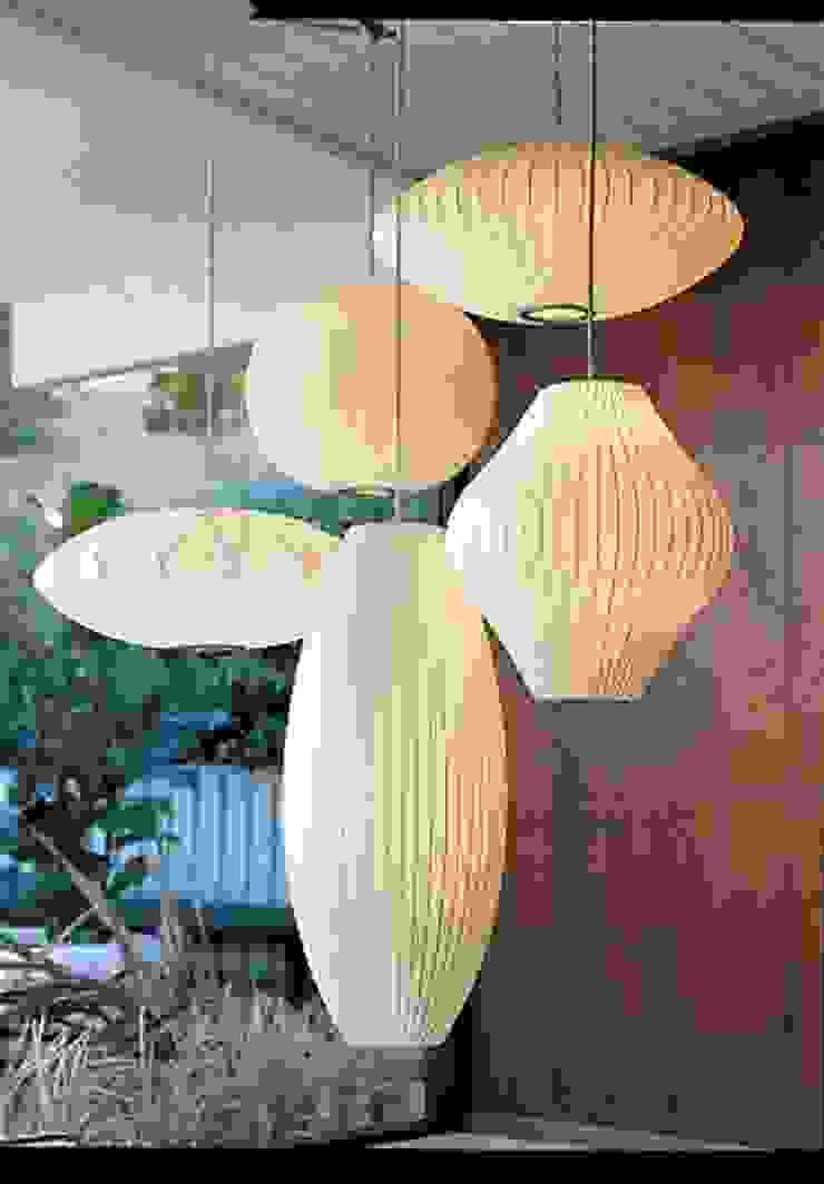 Nelson Bubble Lamps de Design Within Reach Mexico Moderno