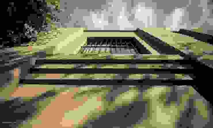 Ventanas Puertas y ventanas de estilo moderno de Radrizzani Rioja Arquitectos Moderno Concreto