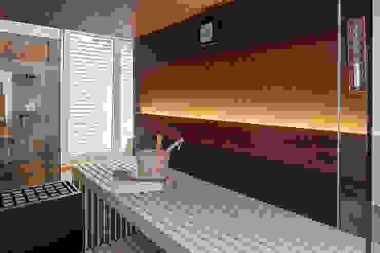 Referenz Nr. 1 Modern spa by corso sauna manufaktur gmbh Modern