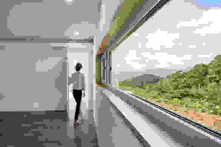 Modern Yatak Odası B.U.S Architecture Modern