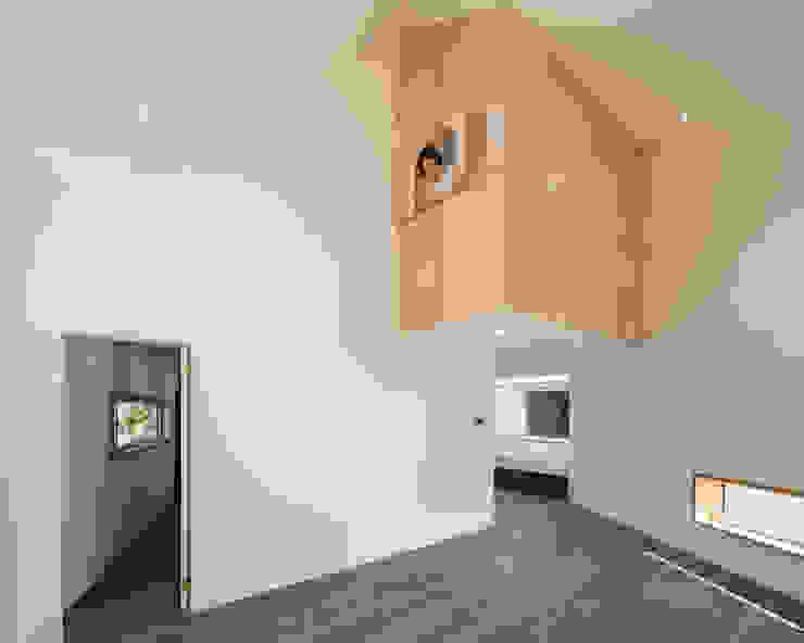 Livings de estilo moderno de B.U.S Architecture Moderno