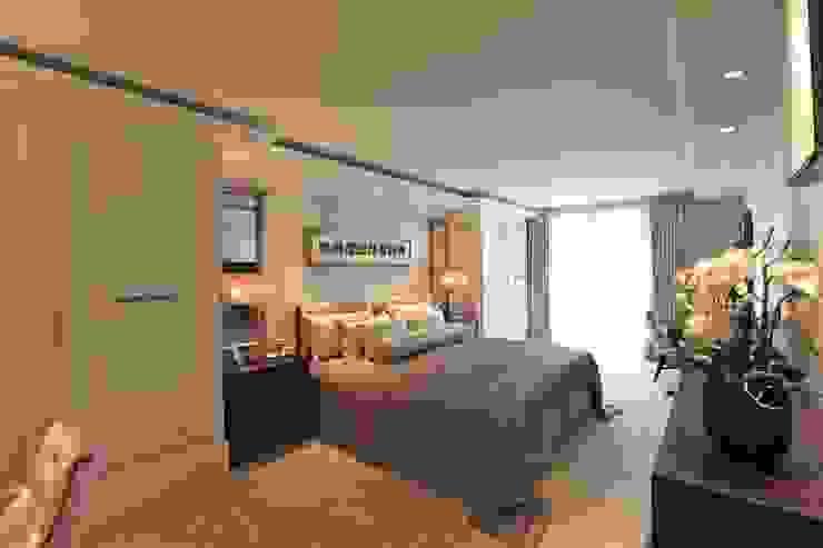 Modern style bedroom by Kerim Çarmıklı İç Mimarlık Modern