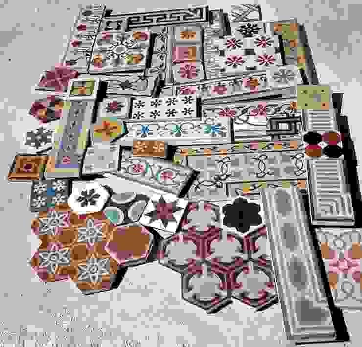 TOMASELLO SRL PAVIMENTI D'EPOCA REALIZZATI OGGI Walls & flooringWall & floor coverings Tiles