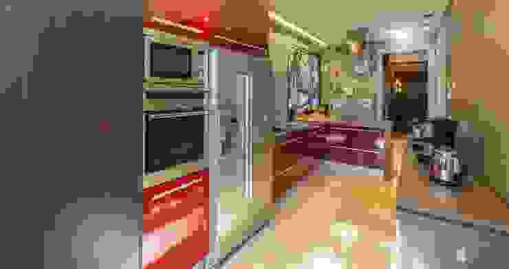 Los Arrayanes Cuisine moderne par XLC Moderne