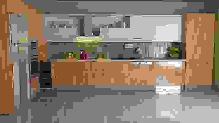 RA Design – Mutfak Projeleri: modern tarz , Modern