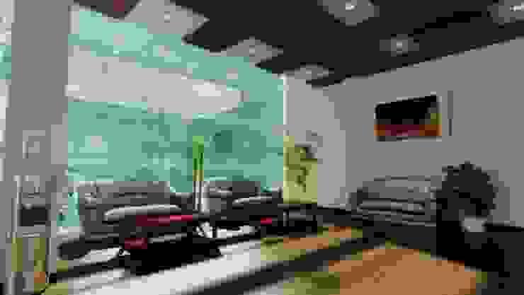 RA Design – Ofis: modern tarz , Modern