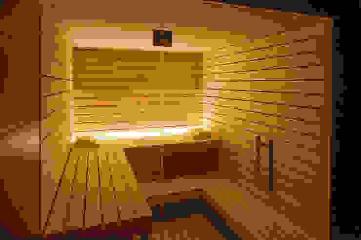 Спа в скандинавском стиле от corso sauna manufaktur gmbh Скандинавский