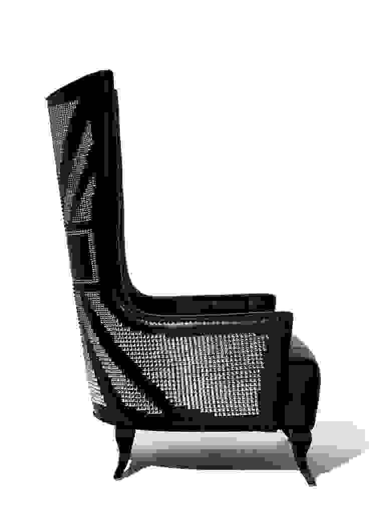 Fotel PUNK od Delicious Concept Nowoczesny