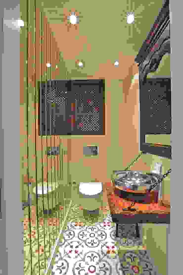 K.G Evi Arnavutköy Modern Banyo Kerim Çarmıklı İç Mimarlık Modern