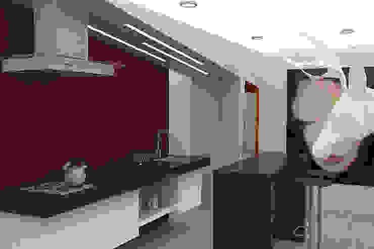Modern Kitchen by ESTUDIO DUSSAN Modern