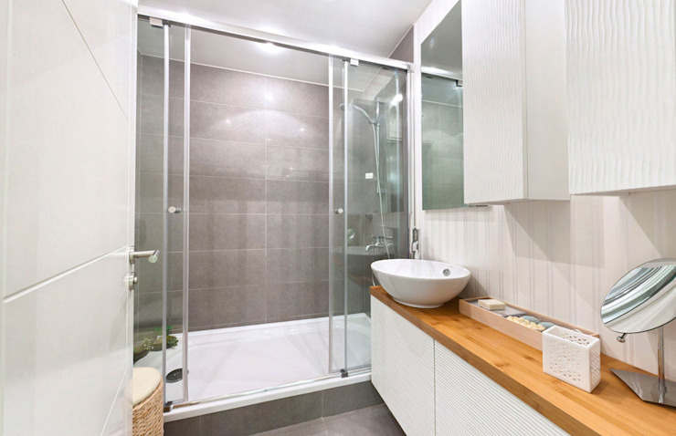 CCT 172 Project in Trabzon Modern Banyo CCT INVESTMENTS Modern