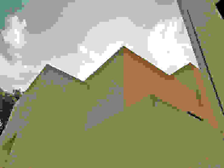Casa Sta.Elena Casas minimalistas de Constructora e Inmobiliaria Catarsis Minimalista Concreto