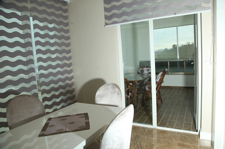 CCT 173 Project in Trabzon Modern Yemek Odası CCT INVESTMENTS Modern
