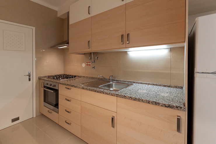 Cozinha por Staging Factory Minimalista Aglomerado