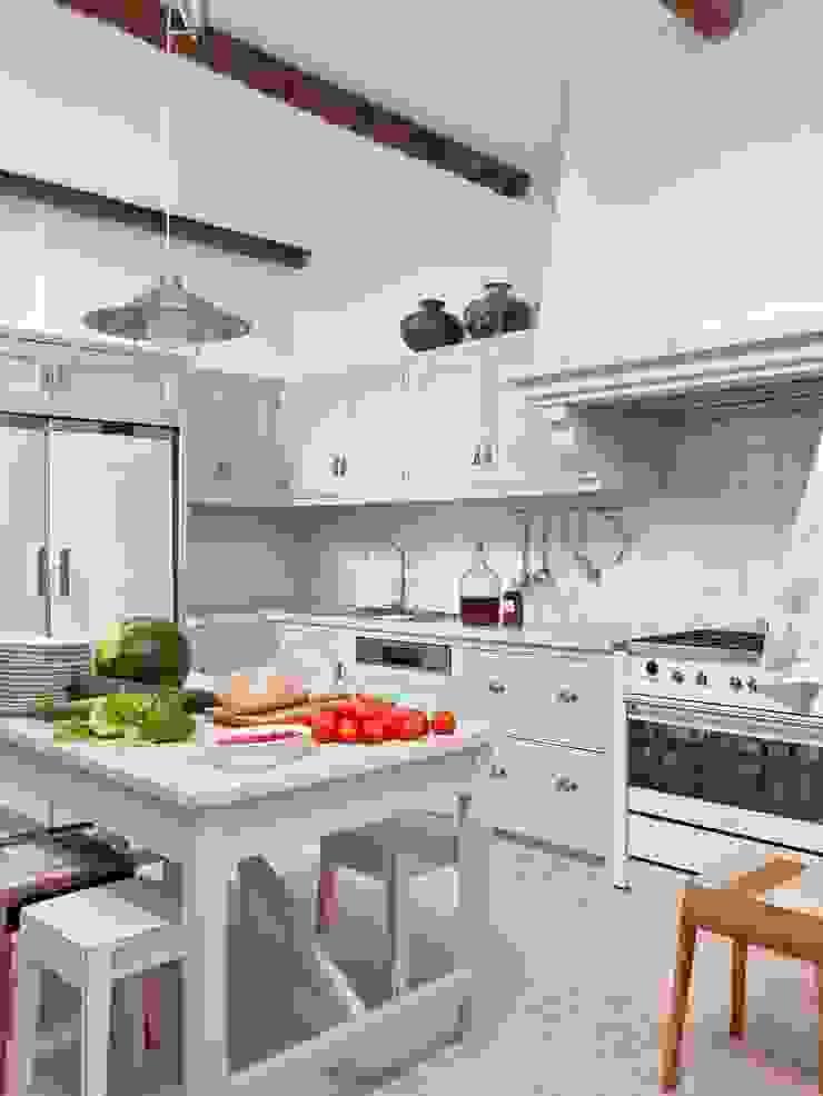 SA&V - SAARANHA&VASCONCELOS Cocinas de estilo rural