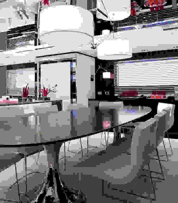 Baglietto 43 Iates e jatos modernos por SA&V - SAARANHA&VASCONCELOS Moderno