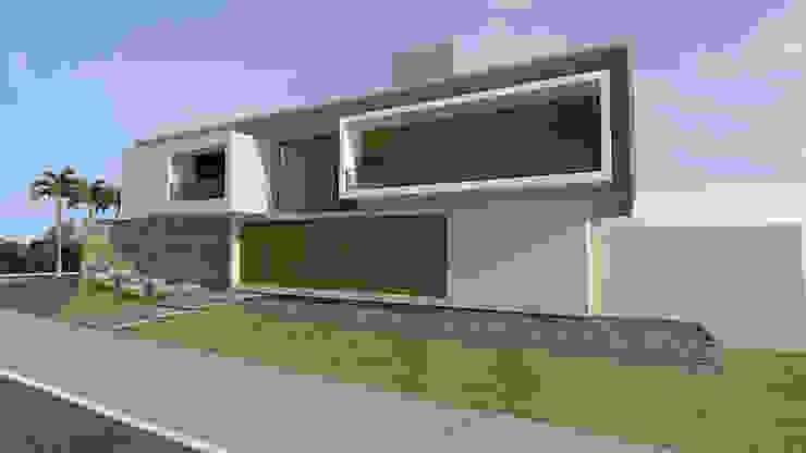 Modern Houses by grupo pr   arquitetura e design Modern