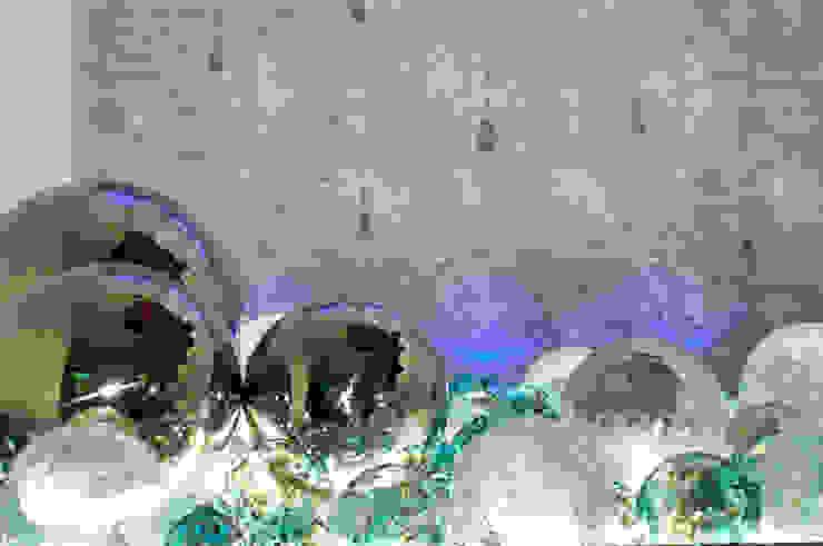 detalles Pasillos, vestíbulos y escaleras modernos de arketipo-taller de arquitectura Moderno
