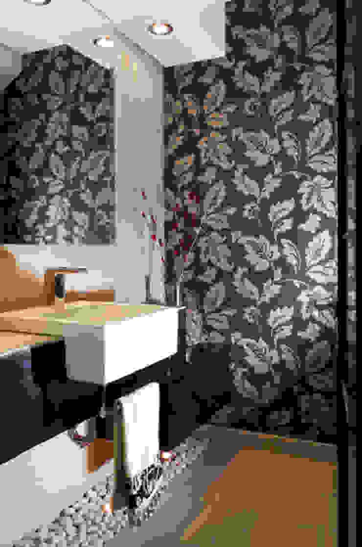 arketipo-taller de arquitectura Modern bathroom