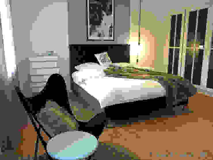 Schlafzimmer Moderne Schlafzimmer von Holzer & Friedrich GbR Modern