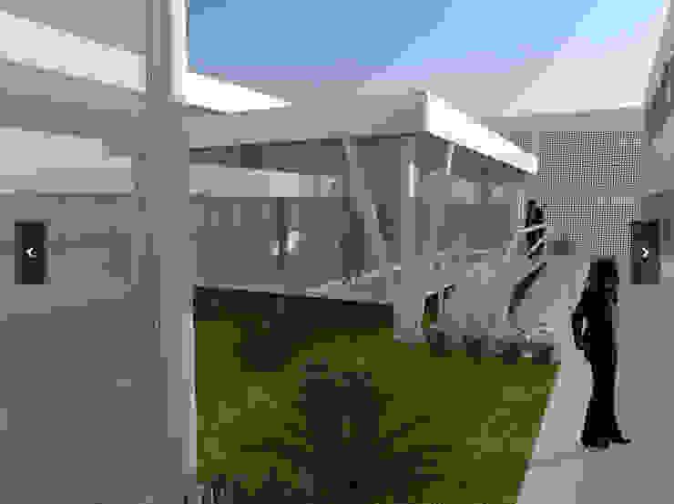 Sala MultiUso - CDT UnB Escolas modernas por Arquitetura do Brasil Moderno