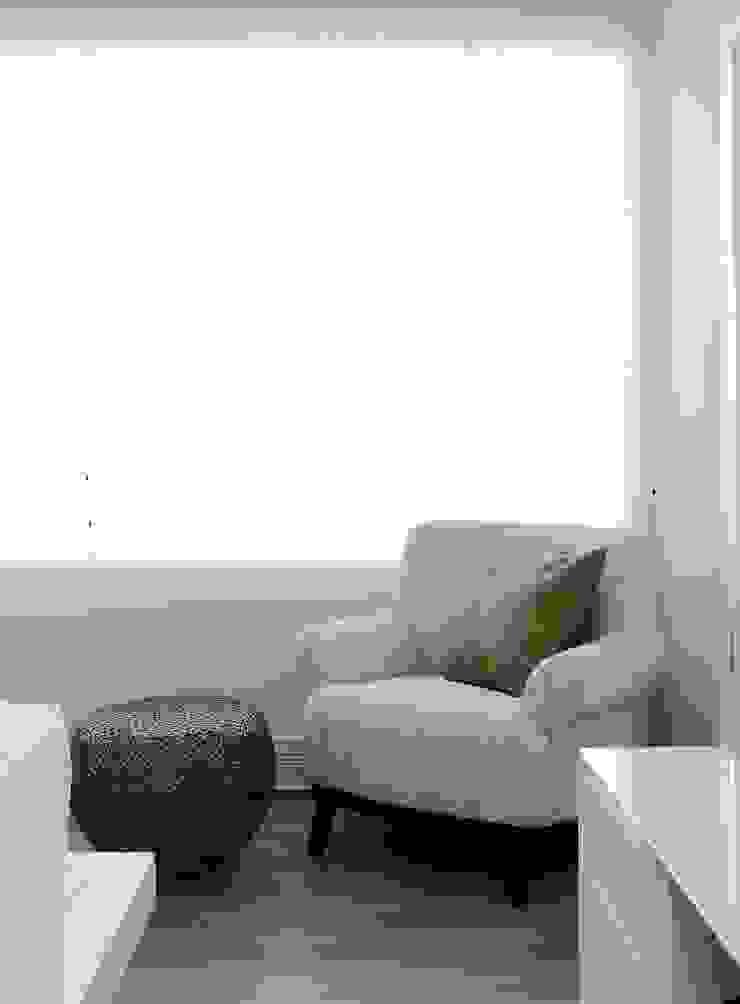 CASA PV59 Quartos modernos por RODRIGO FONSECA | ARQUITETURA E INTERIORES Moderno