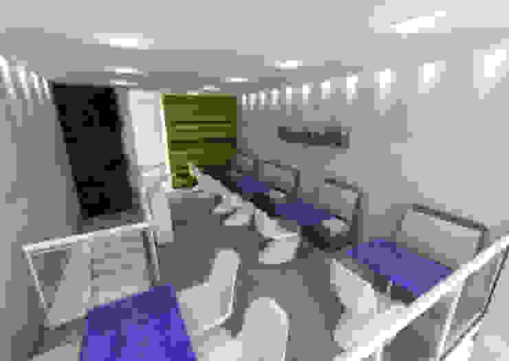 Restaurante Limonada – Águas Claras/DF Espaços gastronômicos modernos por Arquitetura do Brasil Moderno