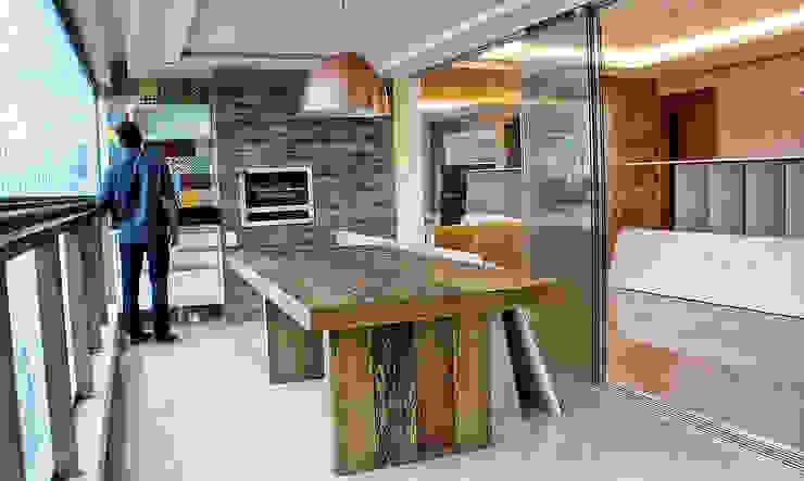 ANTES e DEPOIS - Apartamento - Garibaldi Elegance - Salvador/BA por Arquitetura do Brasil