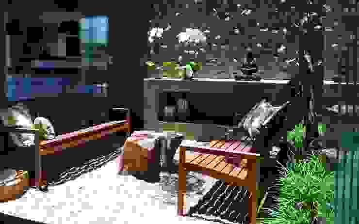 Clarisco Jardins de inverno modernos por creare paisagismo Moderno