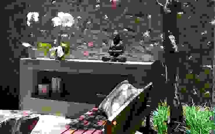 Garden by creare paisagismo, Modern
